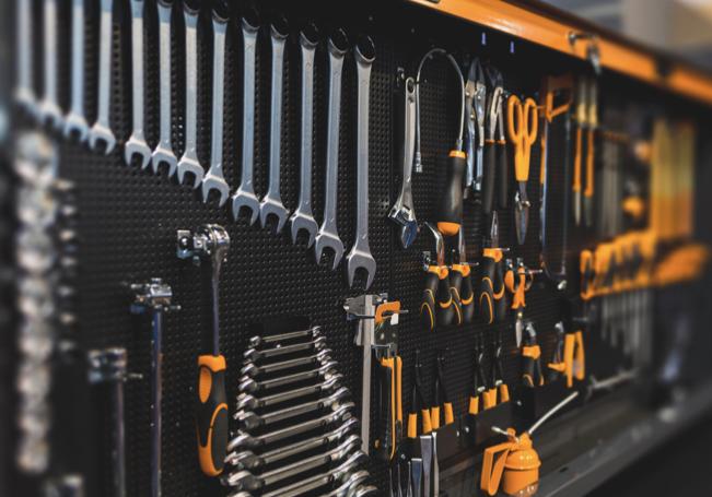 Tools en weerbaarheid