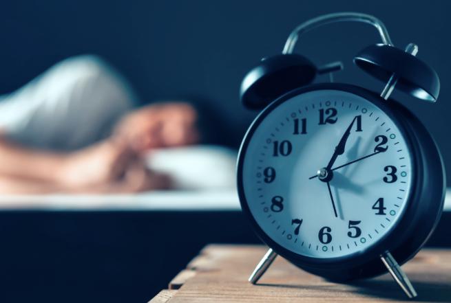 Blog slaap en vergroten weerbaarheid