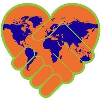 liefde, hart, samen, eenheid
