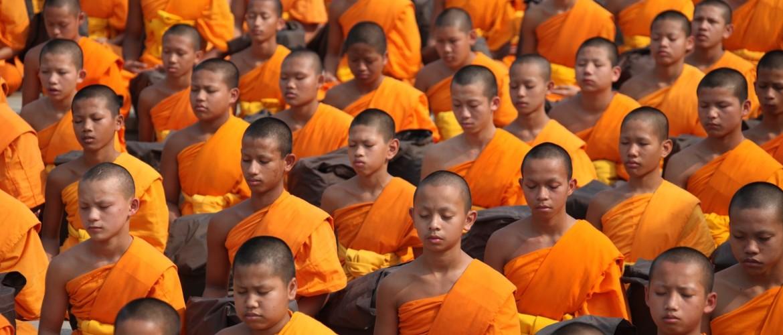 Iedereen aan het mediteren bij stress, angst of depressie??