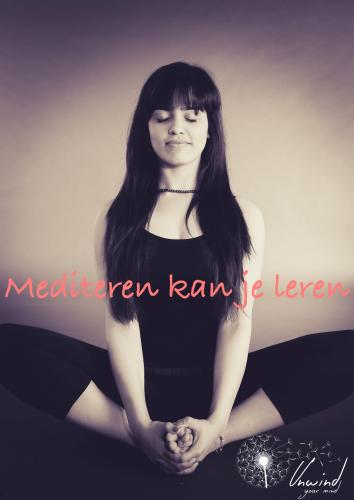 Leren mediteren cursus