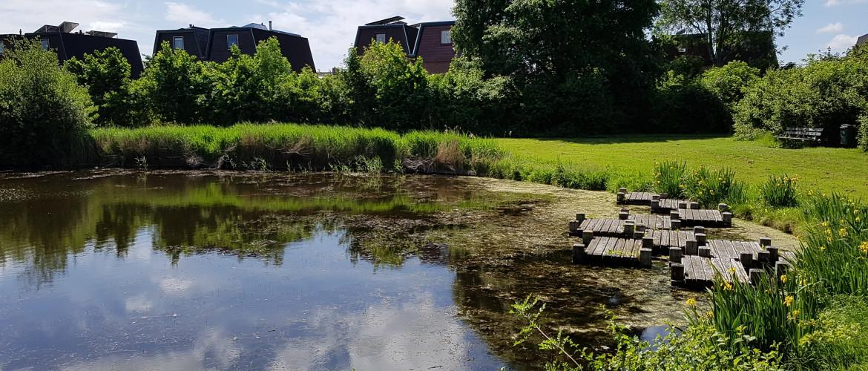 Aanvang werkzaamheden Geert Reinderspark