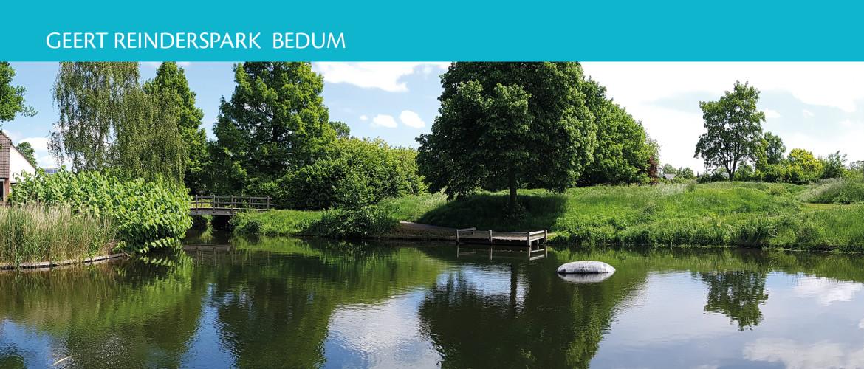 Visie voor revitalisering Geert Reinderspark gereed