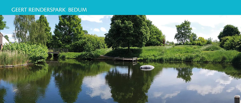 Toelichting te kappen bomen Geert Reinderspark