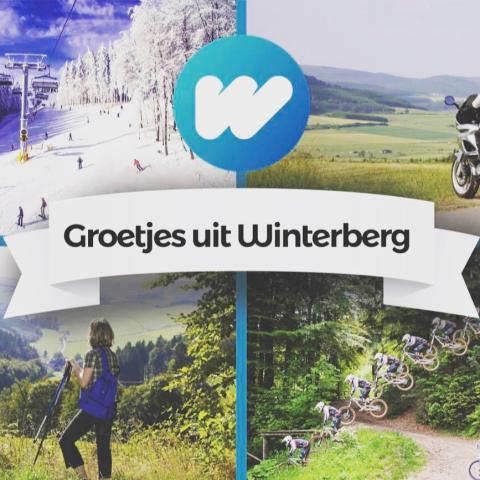 Groetjes uit Winterberg