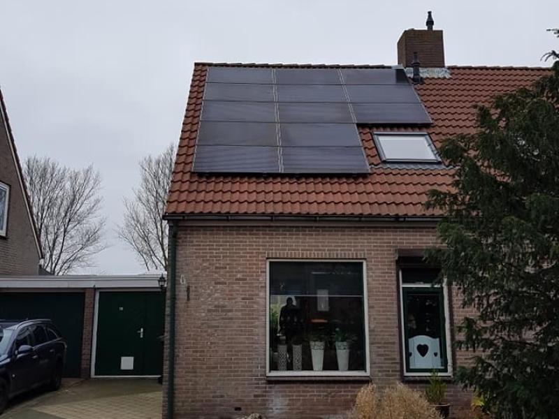 Installatiebedrijf Zonnepanelen Leeuwarden