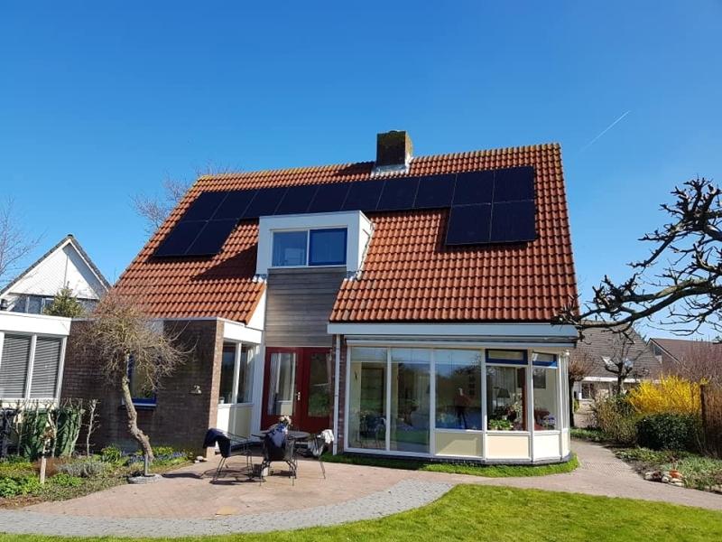 Zonnepanelen van der Veen ZON Friesland