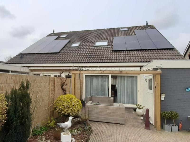 montagebedrijf zonnepanelen Stiens