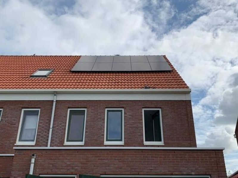Zonnepanelen Techum Leeuwarden