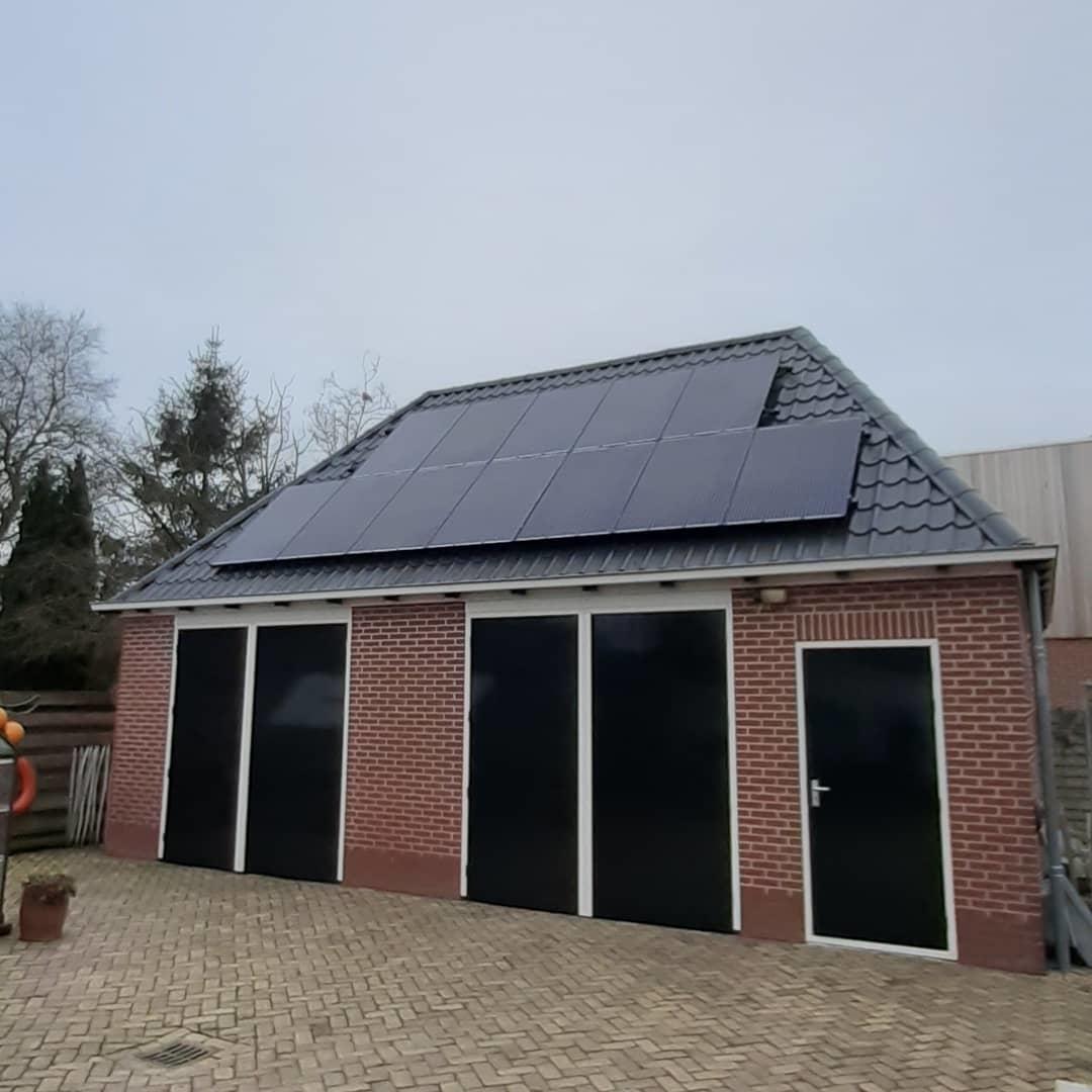 Zonnepanelen inclusief installatie in Friesland