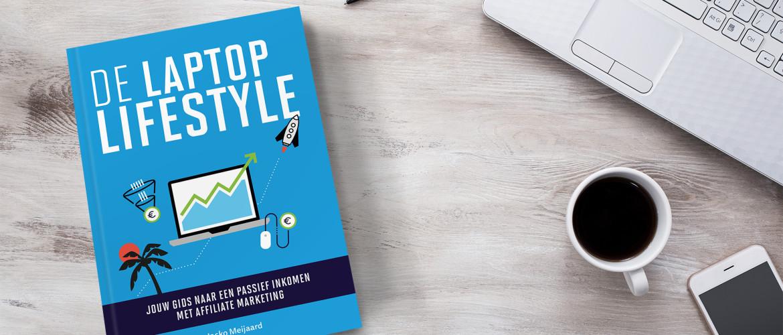 Laptop Lifestyle kopen? Het (GRATIS) waardevolle boek van Jacko Meijaard!
