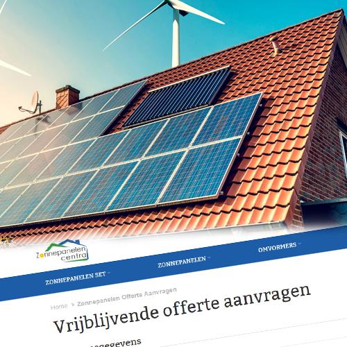 goedkope zonnepanelen aanschaffen in 2021