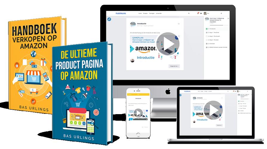 Amazon kickstart kopen