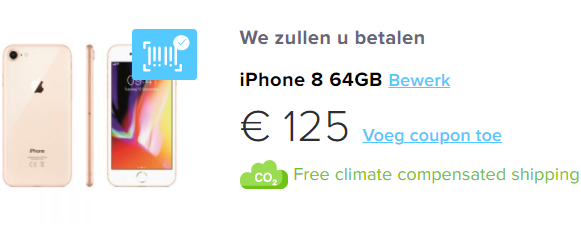 refurbished iphone 8 kopen