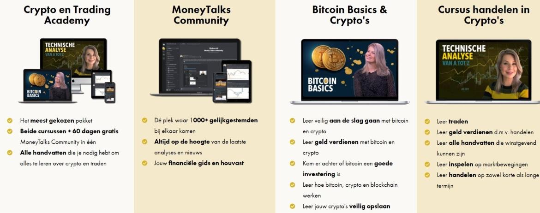 beste crypto trainingen