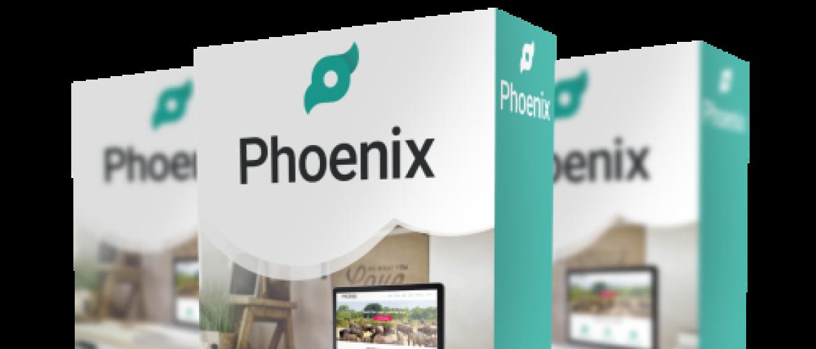 Phoenix website review en ervaringen. Bouw een winstgevende website!