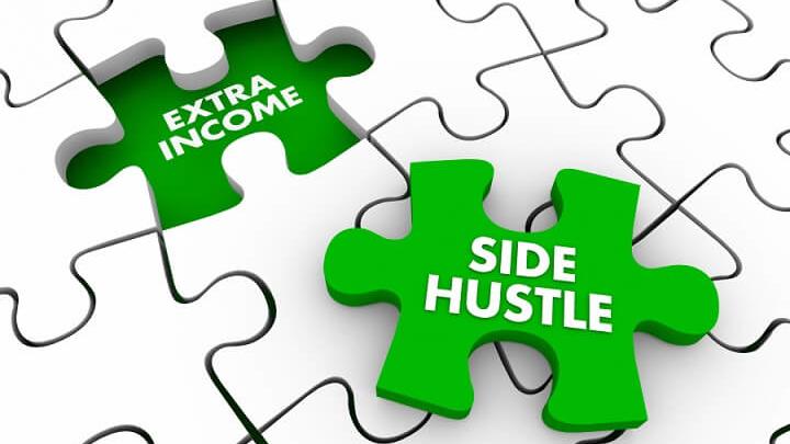 extra inkomen side hustle