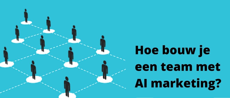 Nog meer verdienen met AI.marketing? Ga een team bouwen!