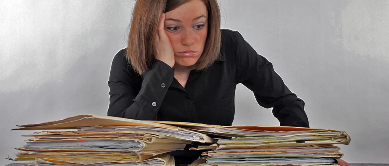 Top 14 oorzaken van een burnout