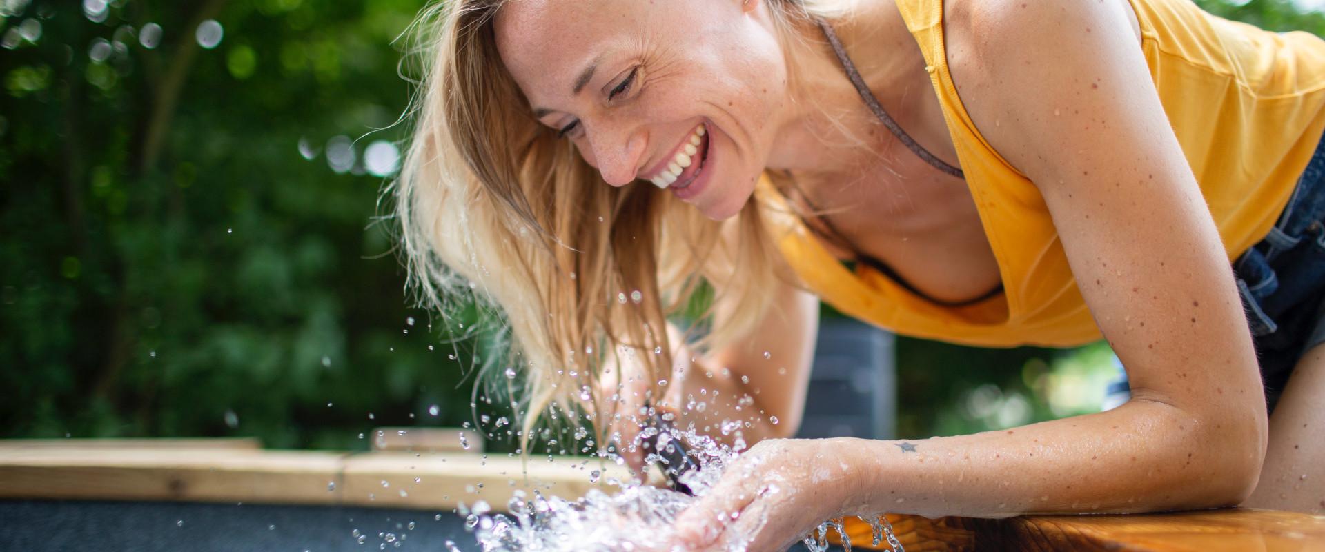Is koud douchen of een ijsbad gevaarlijk?