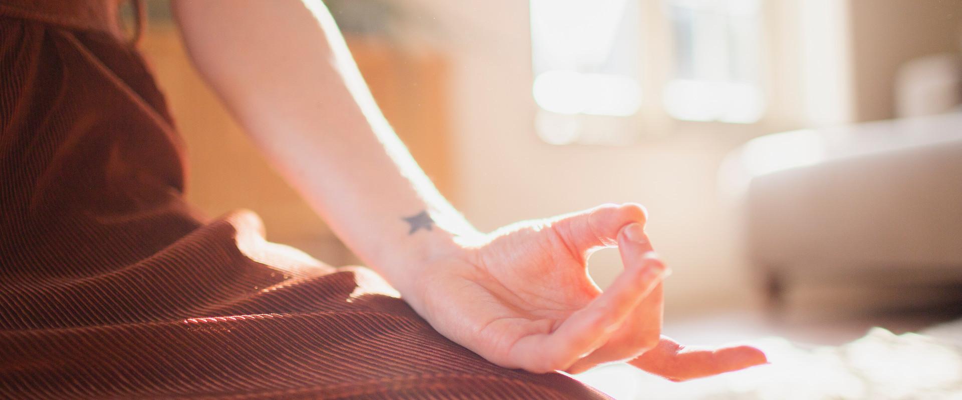 Wat is een geleide meditatie?