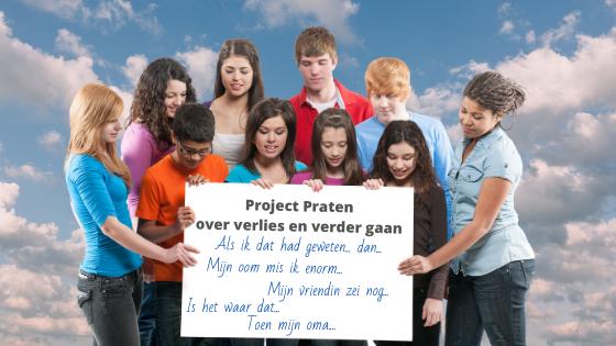 Schoolproject rouw en verlies