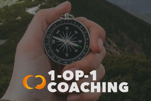 een op een coaching