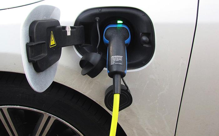 laden elektrische auto