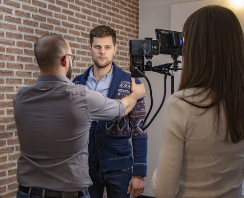 Bert Vermeersch videomarketeer