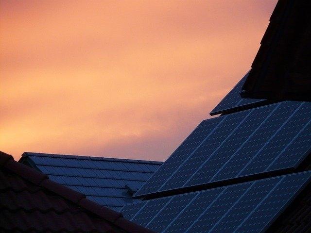 Nul op de meter woning zonnepanelen