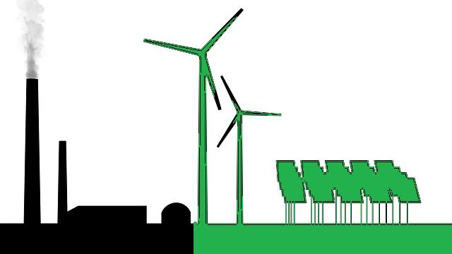 Energietransitie van gas af, naar duurzame energie