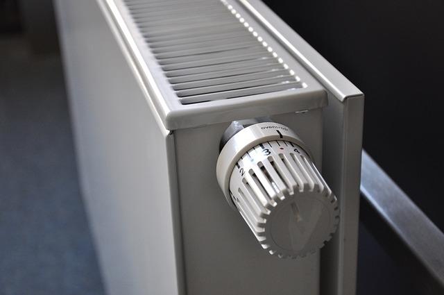 Verwarming instellen 50 graden test