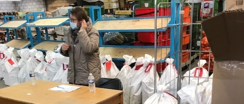 Bijna 1300 Sasse flappen voor Voedselbank Zeeuws-Vlaanderen