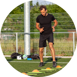 physical coach voetbal