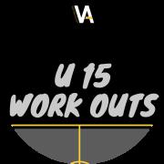 fysieke training U15