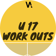 fysieke training U17