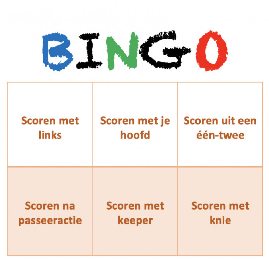 bingo partijspel