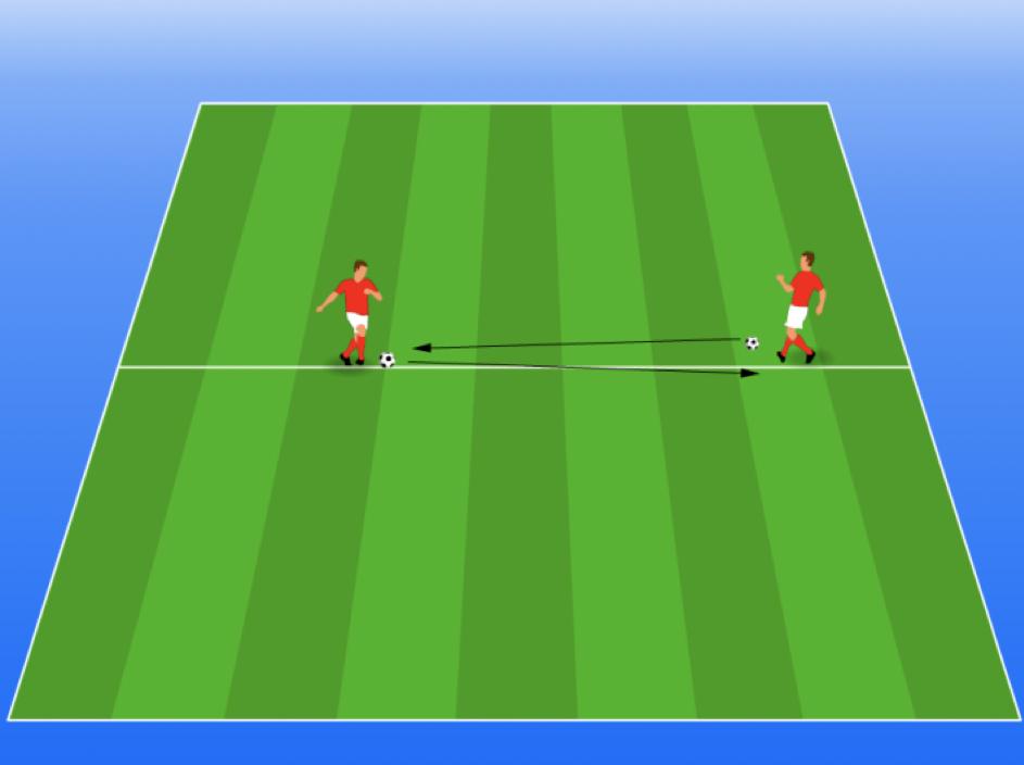 training coördinatie voetbal