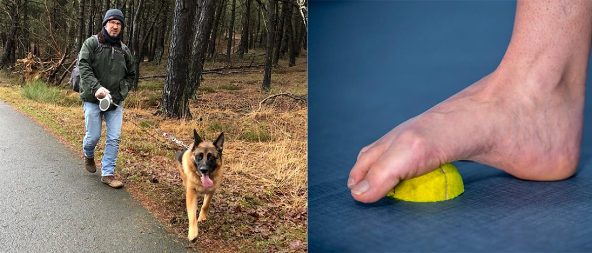 """""""Ik heb minder last van pijnlijke voeten tijdens en na werk"""""""