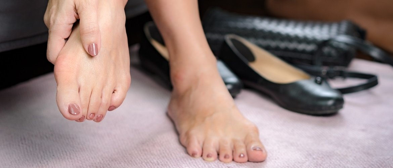Schoenen en een hallux valgus - 5 tips