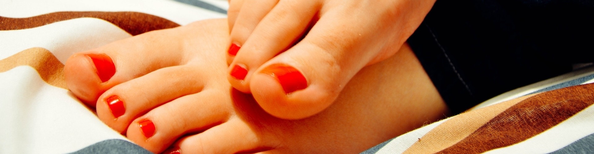 Last van een scheve teen? Train je voeten! Voetentraining