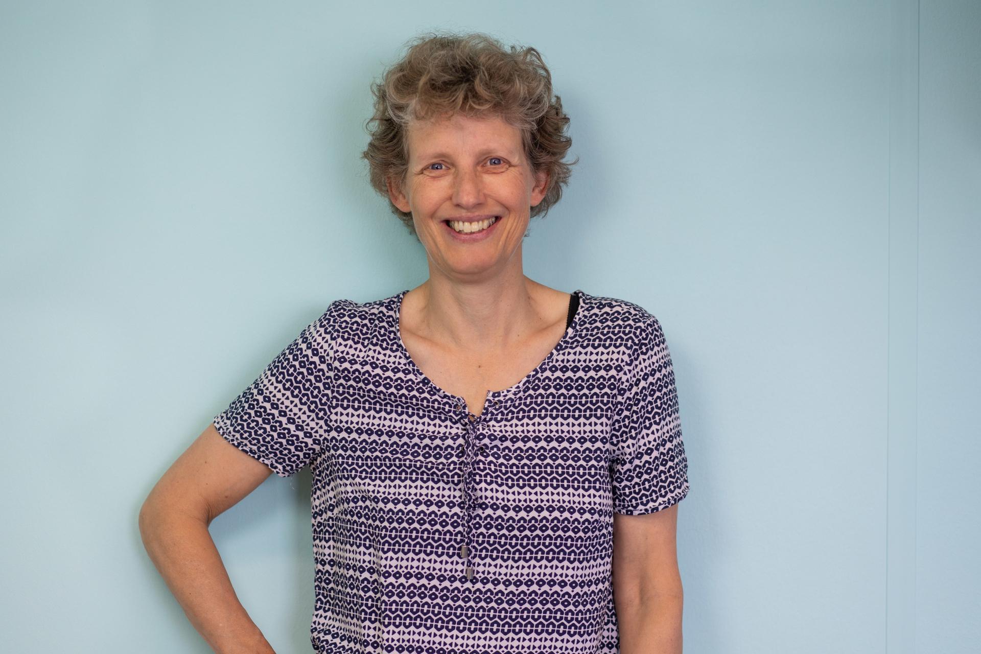 Yvonne Bontekoning, voetentraining