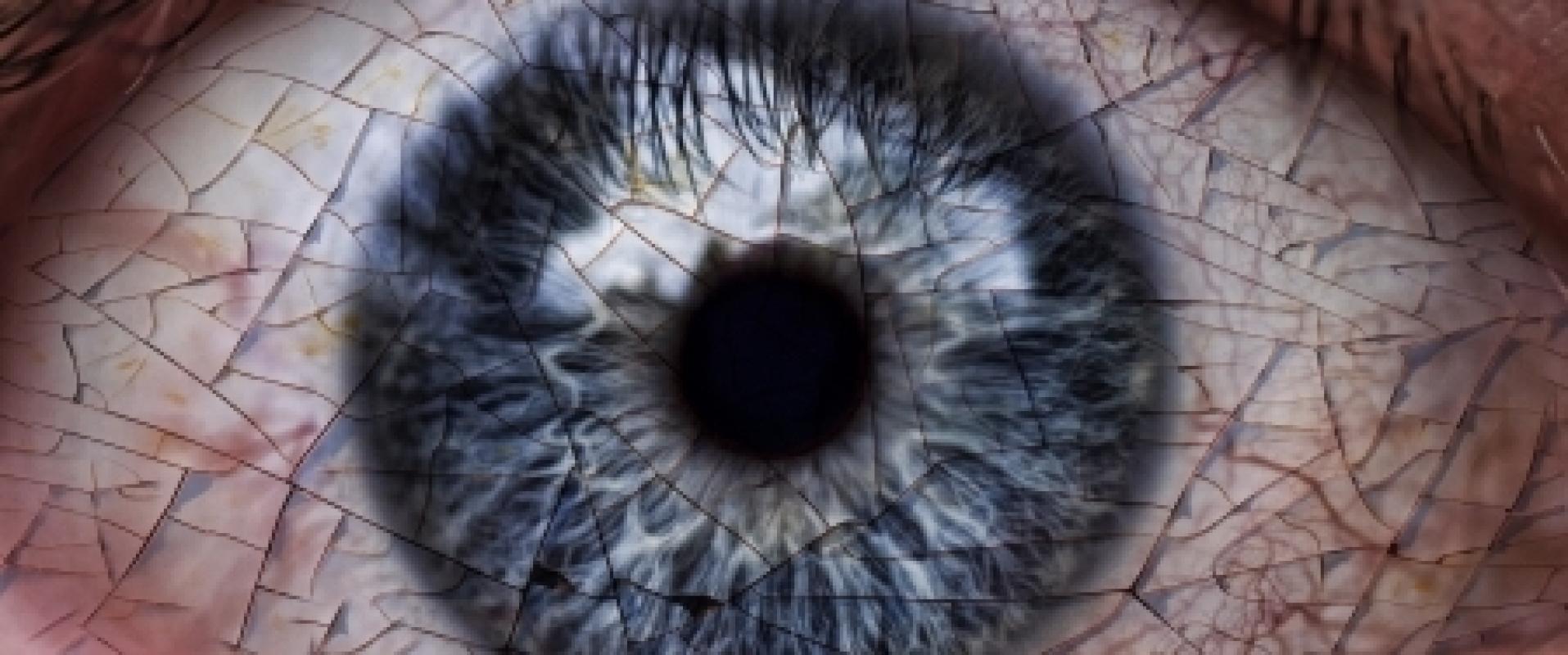 Volgens wetenschappelijk onderzoek is een mondkapje schadelijk voor de ogen