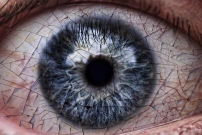 Uithongering en verwondingen oorzaken oogziektes