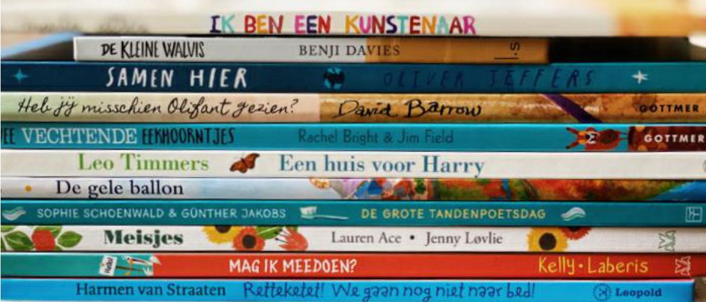 12x leuke prentenboeken voor kinderen!