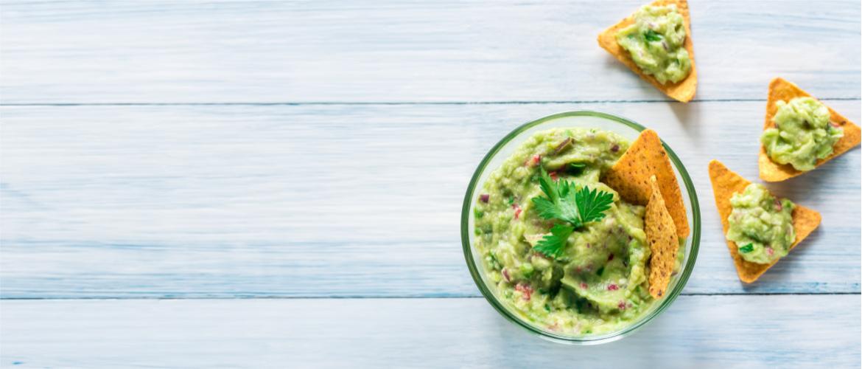 Recept: Home made tortillachips & guacamole