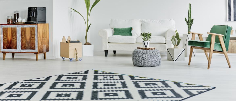 Hoe kies je een leuk vloerkleed voor bij jouw interieur?