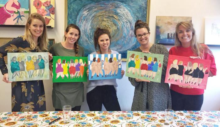 workshop-dikke-dames-schilderen