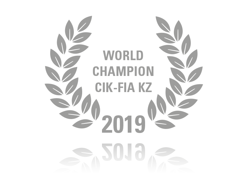 2019 World Champion CIK-FIM KZ