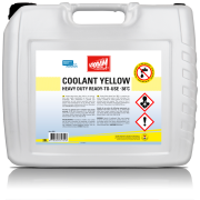 VROOAM Coolant Yellow Heavy Duty Ready-To-Use -38